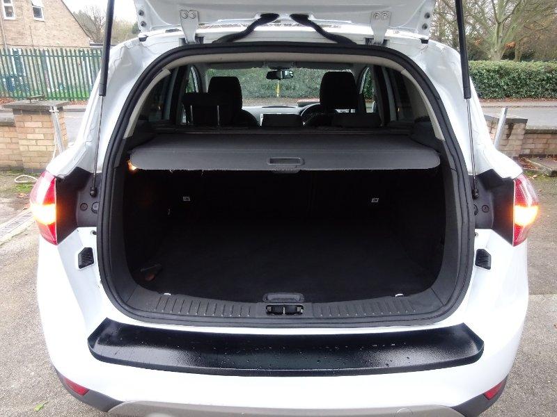 Sold 2009 Ford Kuga 2.0 TDCi Zetec 5dr 2WD, Huntingdon ...